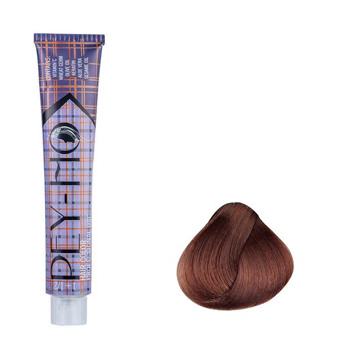 رنگ موی پی هو مدل Chocolateshades شماره 7.7 رنگ بلوند شکلاتی