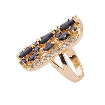 انگشتر طرح الماس کد AN1005