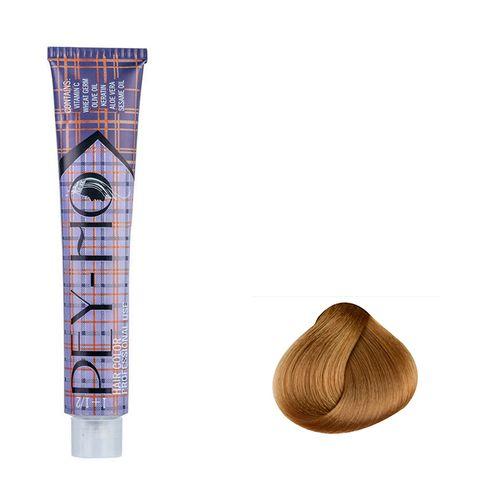رنگ موی پی هو مدل Honeyshades شماره 7.34 رنگ بلوند عسلی