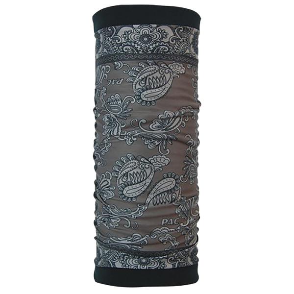 دستمال سر و گردن پک مدل Twisted Fleece Luno Dark