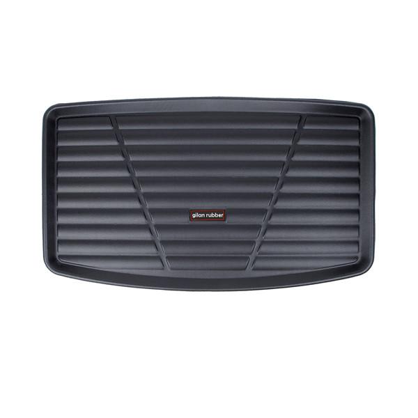کفپوش سه بعدی صندوق خودرو لاستیک گیلان مدل p207 مناسب برای پژو 207