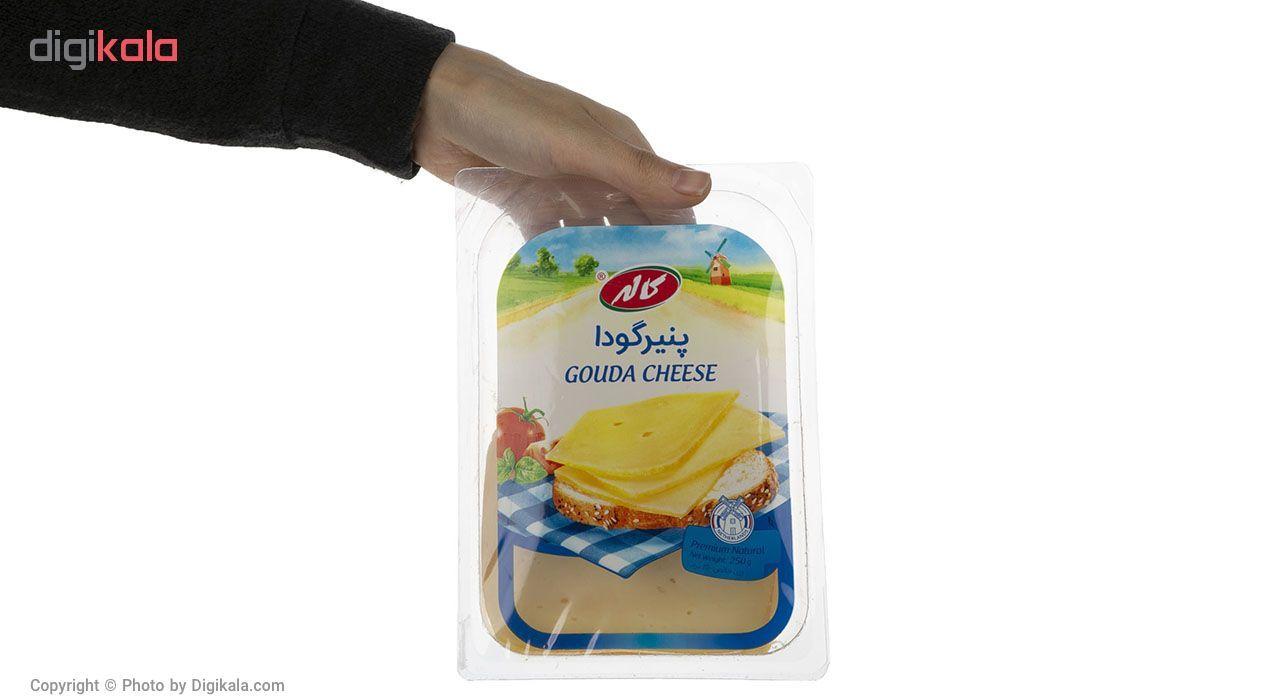 پنیر گودا ورقه ای کاله مقدار 250 گرم main 1 1