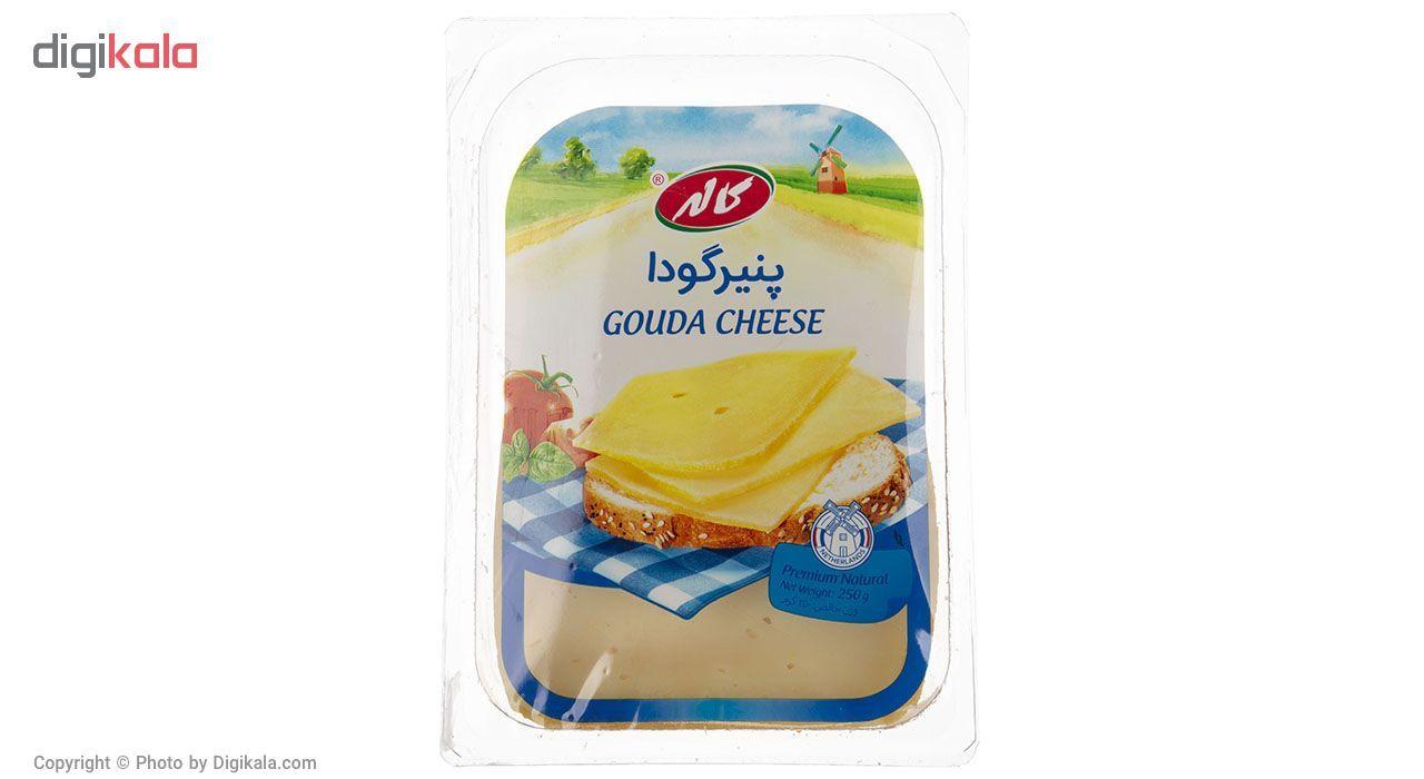 پنیر گودا ورقه ای کاله مقدار 250 گرم main 1 2