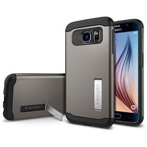 کاور اسپیگن مدل Slim Armor مناسب برای گوشی موبایل سامسونگ Galaxy S6 Edge