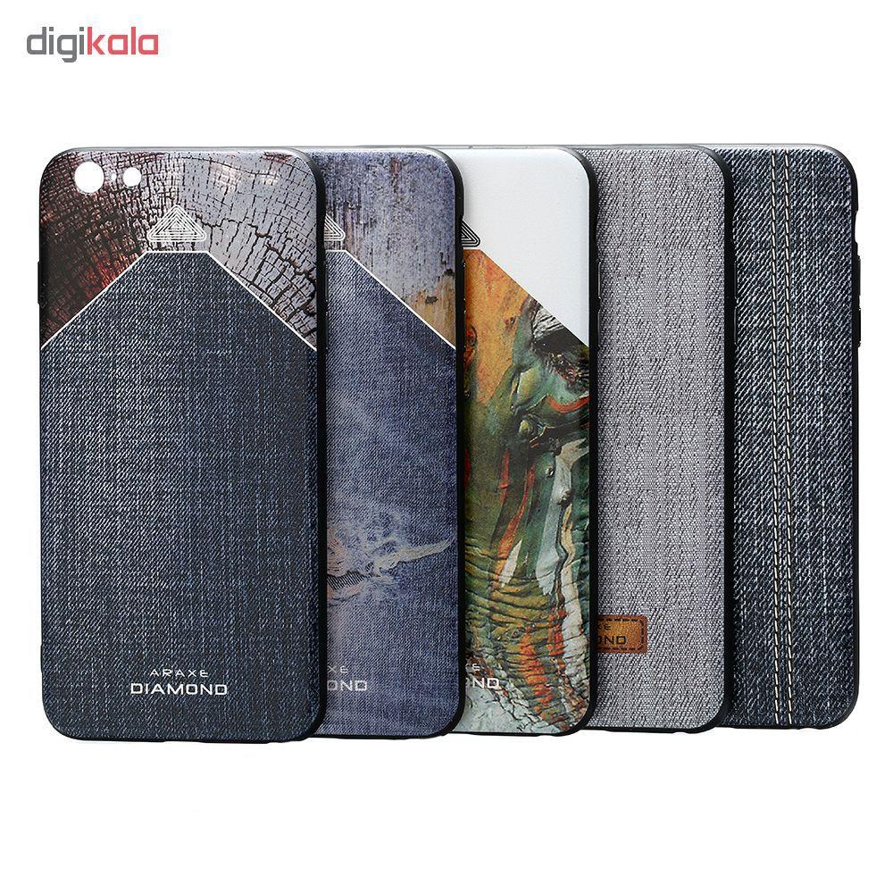کاور دیاموند مدل Gray Fabric مناسب برای گوشی موبایل اپل iPhone 7 main 1 1