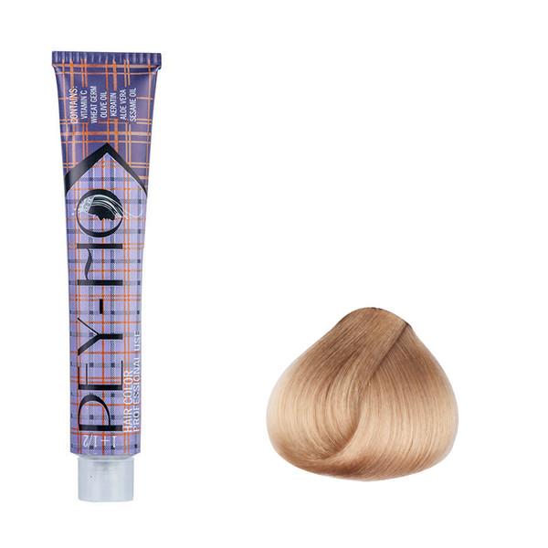 رنگ موی پی هو مدل Naturalshades شماره 9.0 حجم 100 میلی لیتر رنگ بلوند خیلی روشن