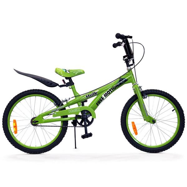 دوچرخه شهری فری موشن مدل Hulk سایز 20 - سایز فریم 20