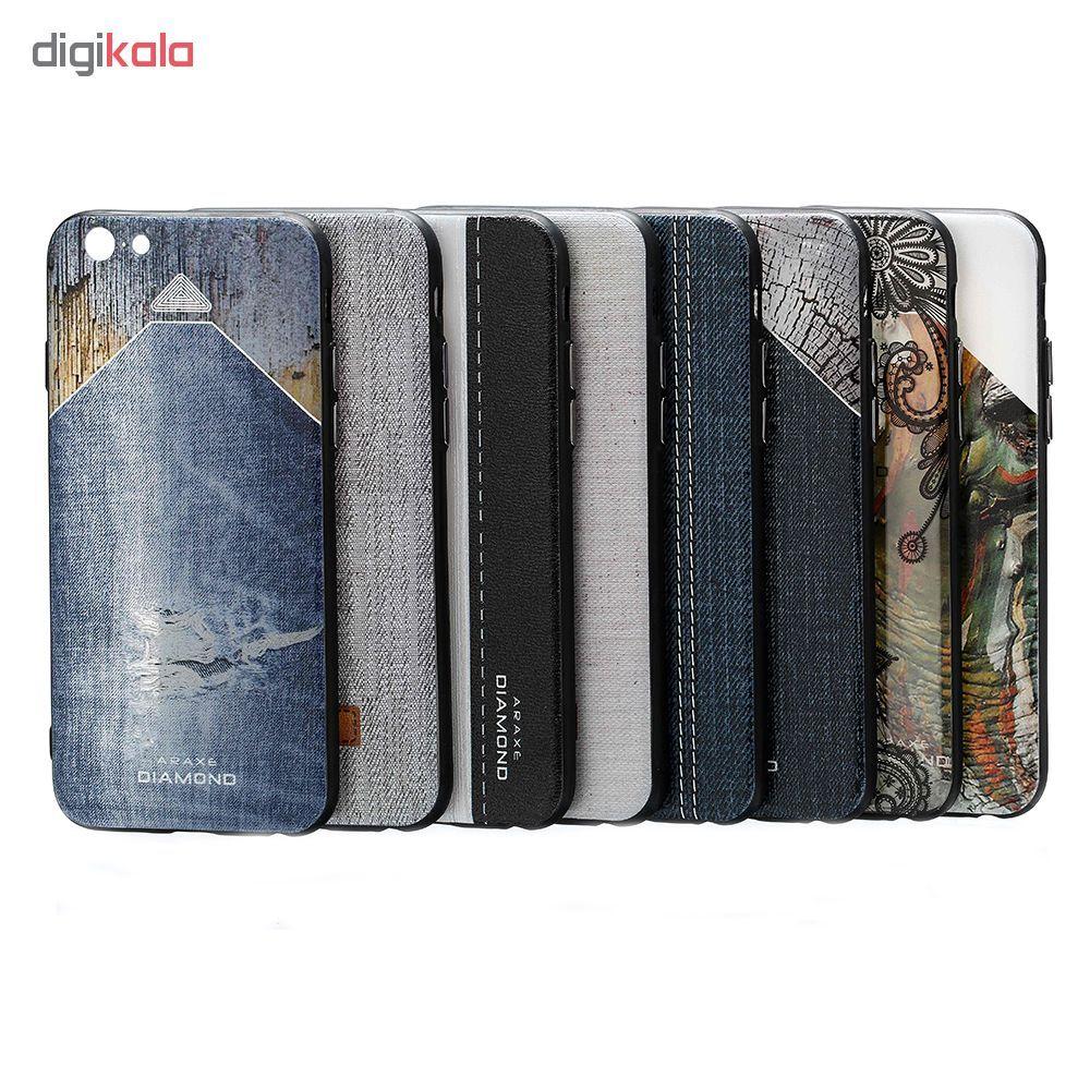 کاور دیاموند مدل Fashion Jeans مناسب برای گوشی موبایل اپل iPhone 6 Plus main 1 1