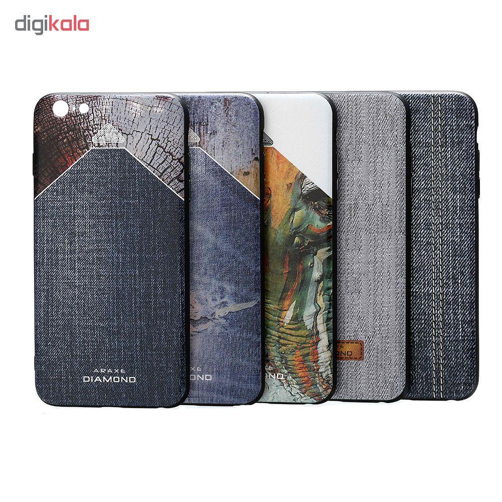 کاور دیاموند مدل Fashion Jeans مناسب برای گوشی موبایل اپل iPhone 6 Plus main 1 2
