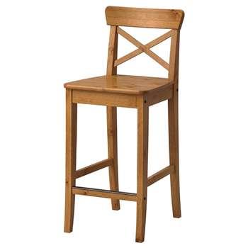 صندلی ایکیا مدل 00217801 - INGOLF