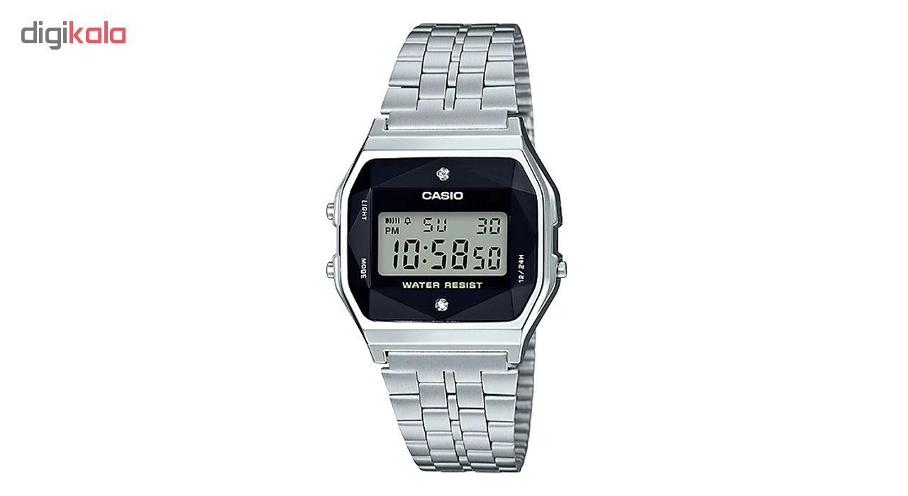 خرید ساعت مچی دیجیتالی کاسیو مدل A159WAD-1DF | ساعت مچی