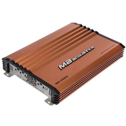 آمپلی فایر خودرو ام بی آکوستیکس مدل MBA-5400SS
