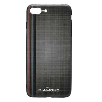 diamond کاور دیاموند مدل Checkered مناسب برای گوشی موبایل اپل iPhone 6 Plus