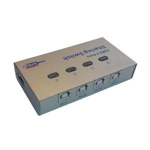 هاب سوئیچ 4 پورت USB مدل 4UA
