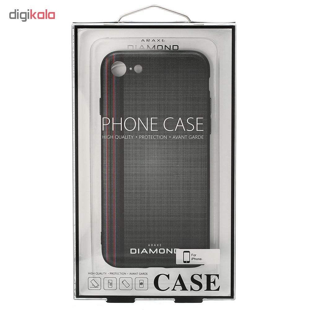 کاور دیاموند مدل Checkered مناسب برای گوشی موبایل اپل iPhone 7 main 1 2