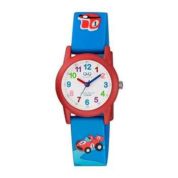 ساعت مچی عقربه ای بچگانه کیو اند کیو مدل vr99j004y