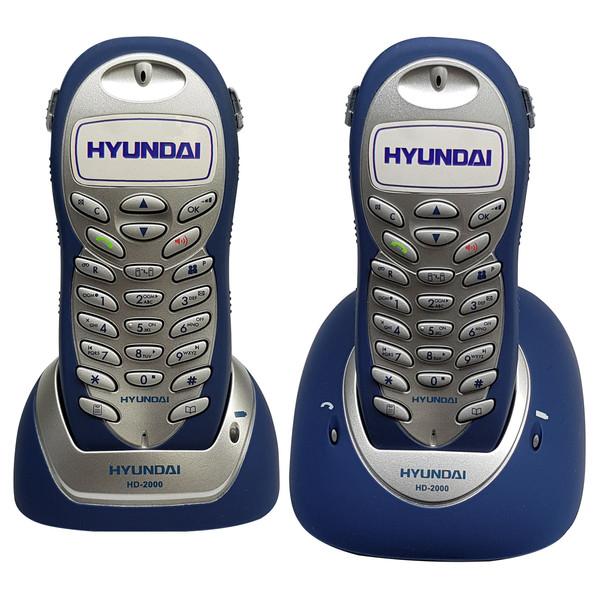 تلفن بیسیم هیوندای مدل HD-2000