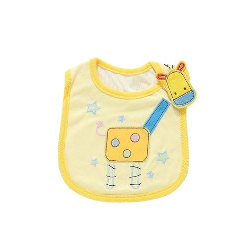 پیشبند نوزادی مدل giraffe