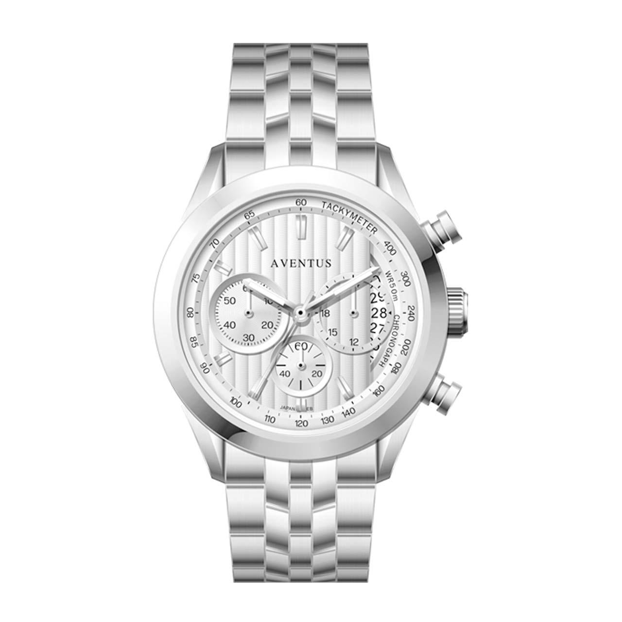 ساعت مچی عقربه ای زنانه اونتوس مدل 1346-1LWH 17