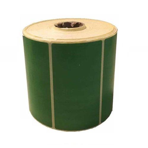 برچسب پرینتر لیبل زن سبز مدل 90*47