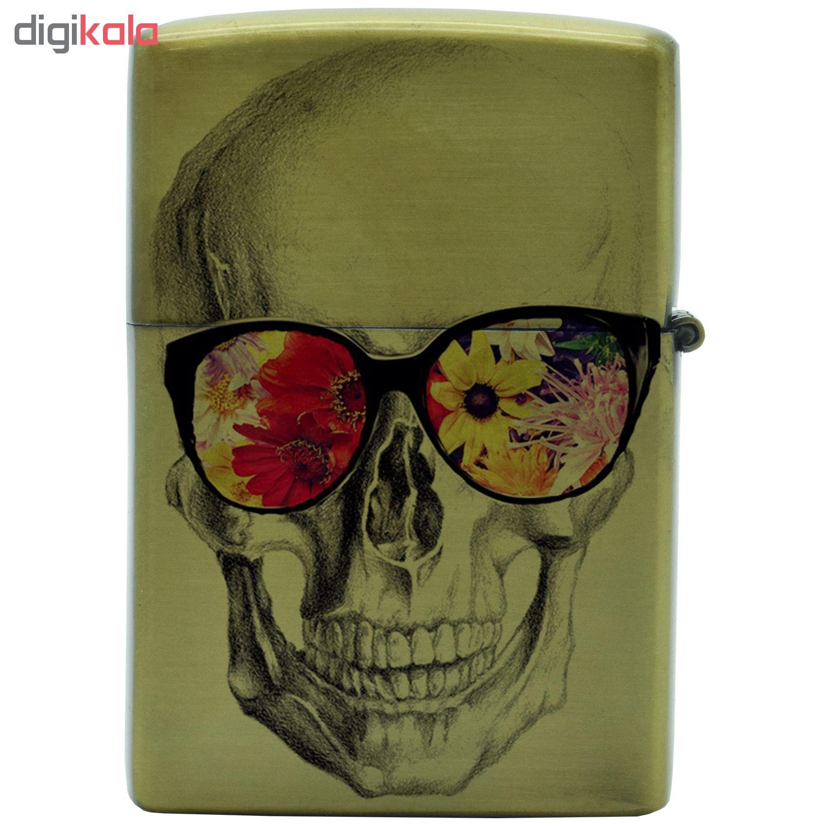 ست هدیه مدل Skull A10