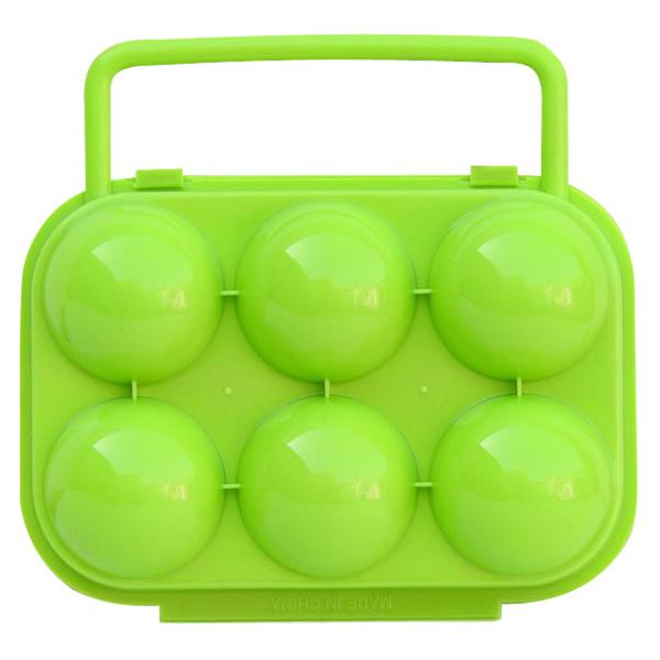 ظرف نگهدارنده تخم مرغ سفری مدل S4