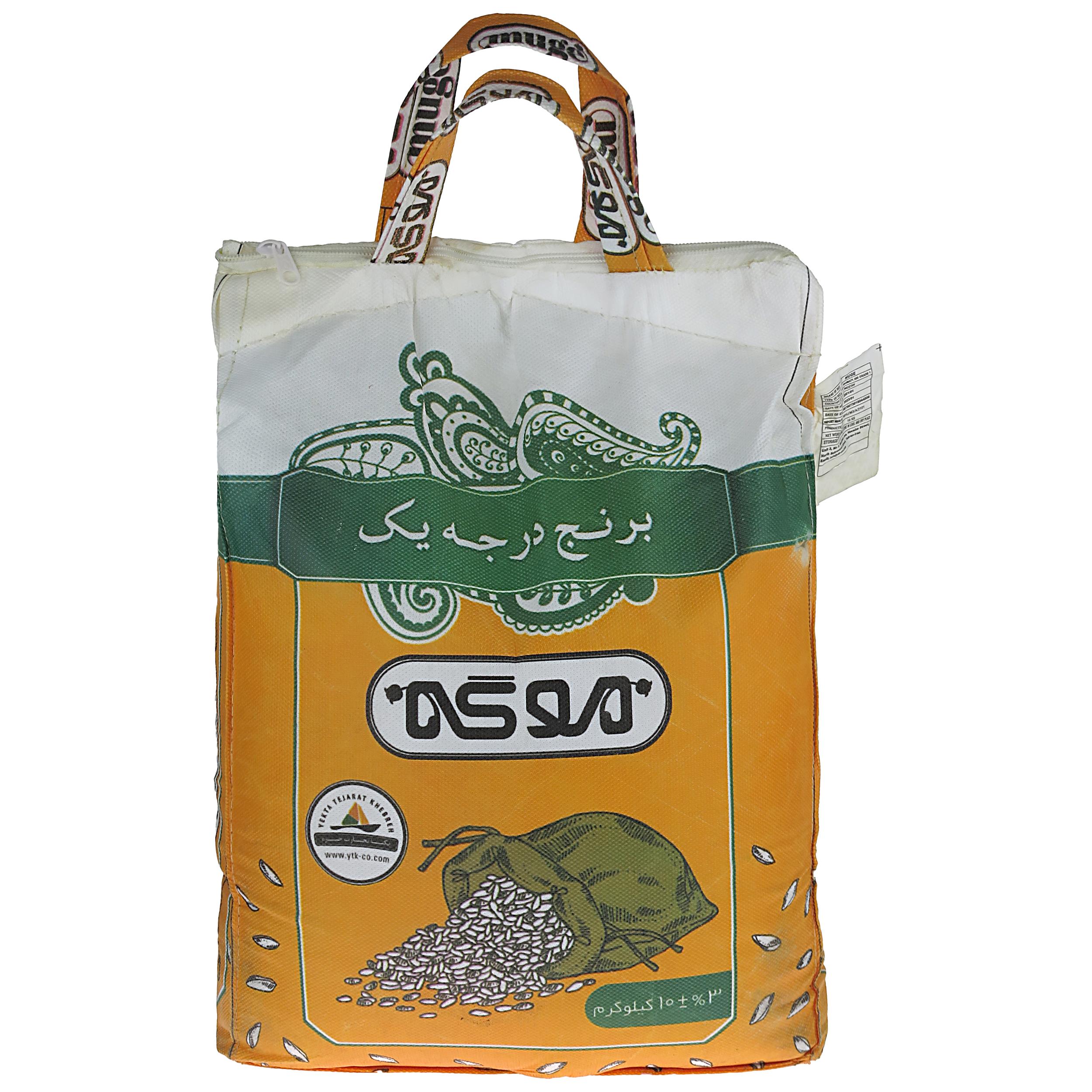 برنج پاکستانی موگه - 10 کیلوگرم