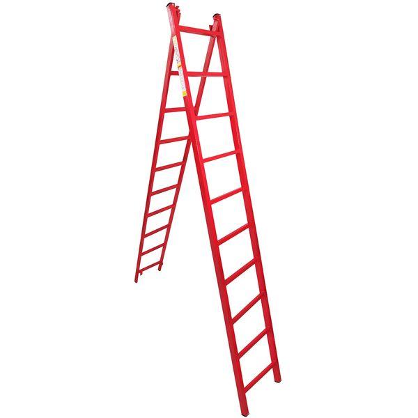 نردبان 20 پله مدل Iron