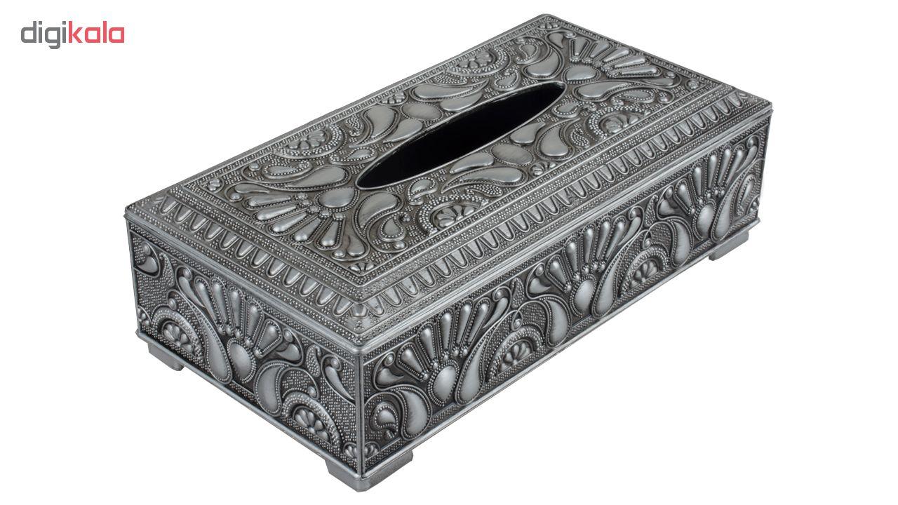 جعبه دستمال کاغذی کد 0003