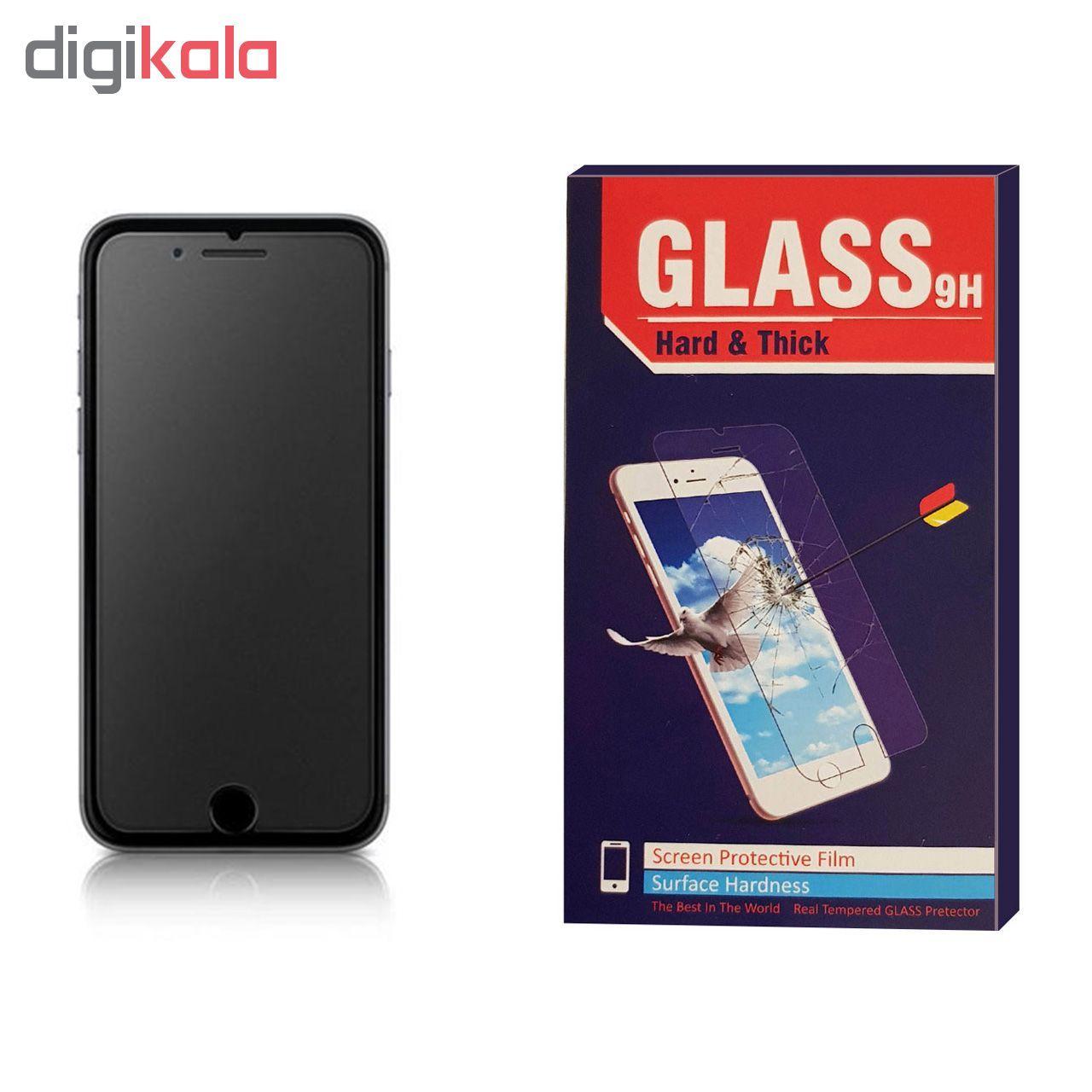 محافظ صفحه نمایش مات Hard and thick مدل F004 مناسب برای گوشی موبایل IPHONE 6S / 7 / 8 main 1 1