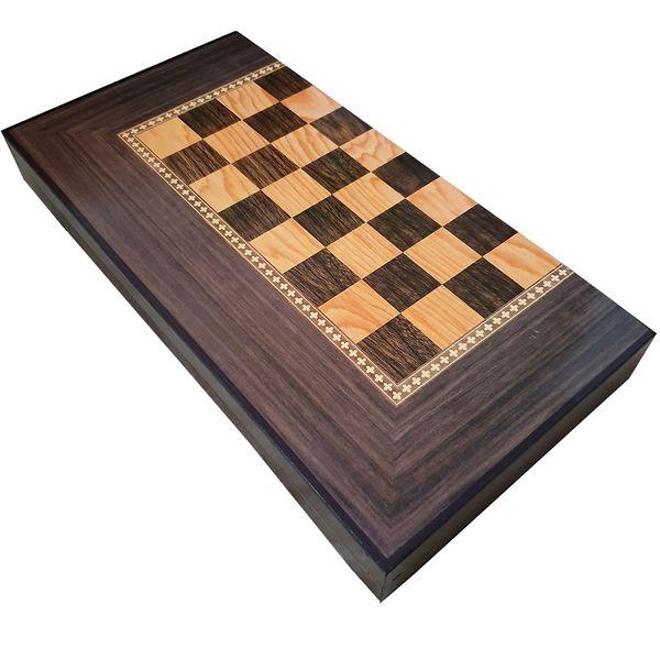 تخته شطرنج مدل پارس