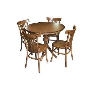 ست میز و صندلی ناهار خوری مدل z08 |
