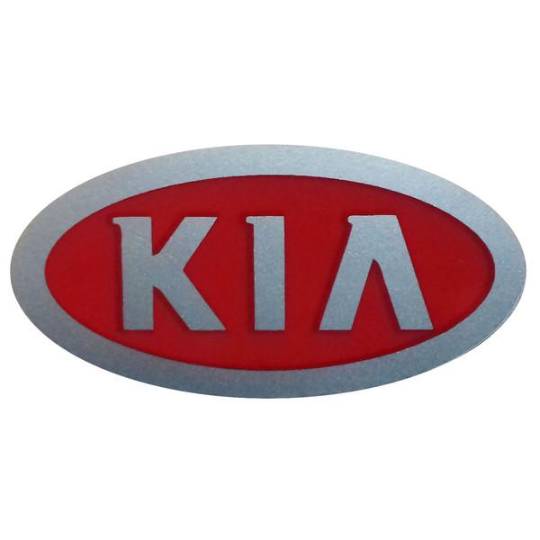 برچسب بدنه خودرو طرح KIA مدل BR9