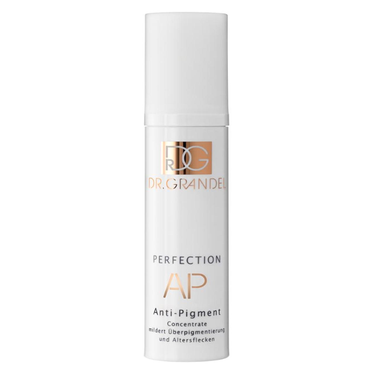 عکس فلوئید ضد لک دکتر گرندل مدل Perfection AP حجم 50 میلی لیتر