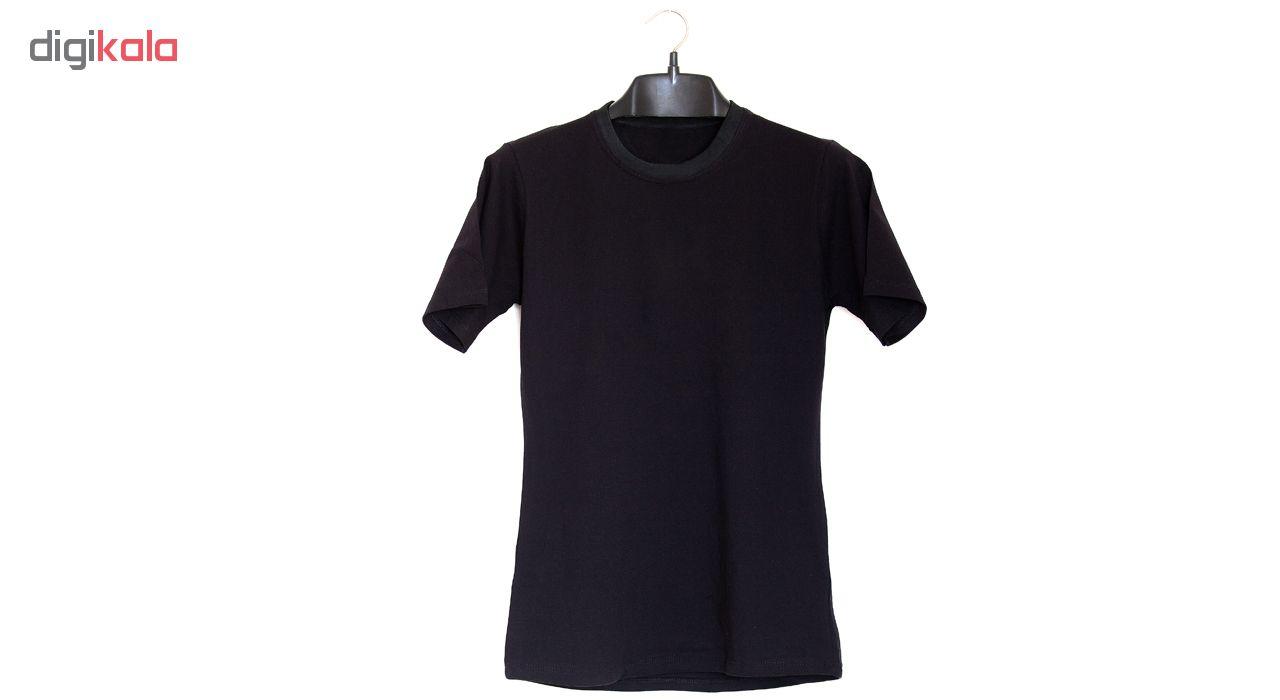 تی شرت مردانه طرح سریال بازی تاج و تخت کد 136