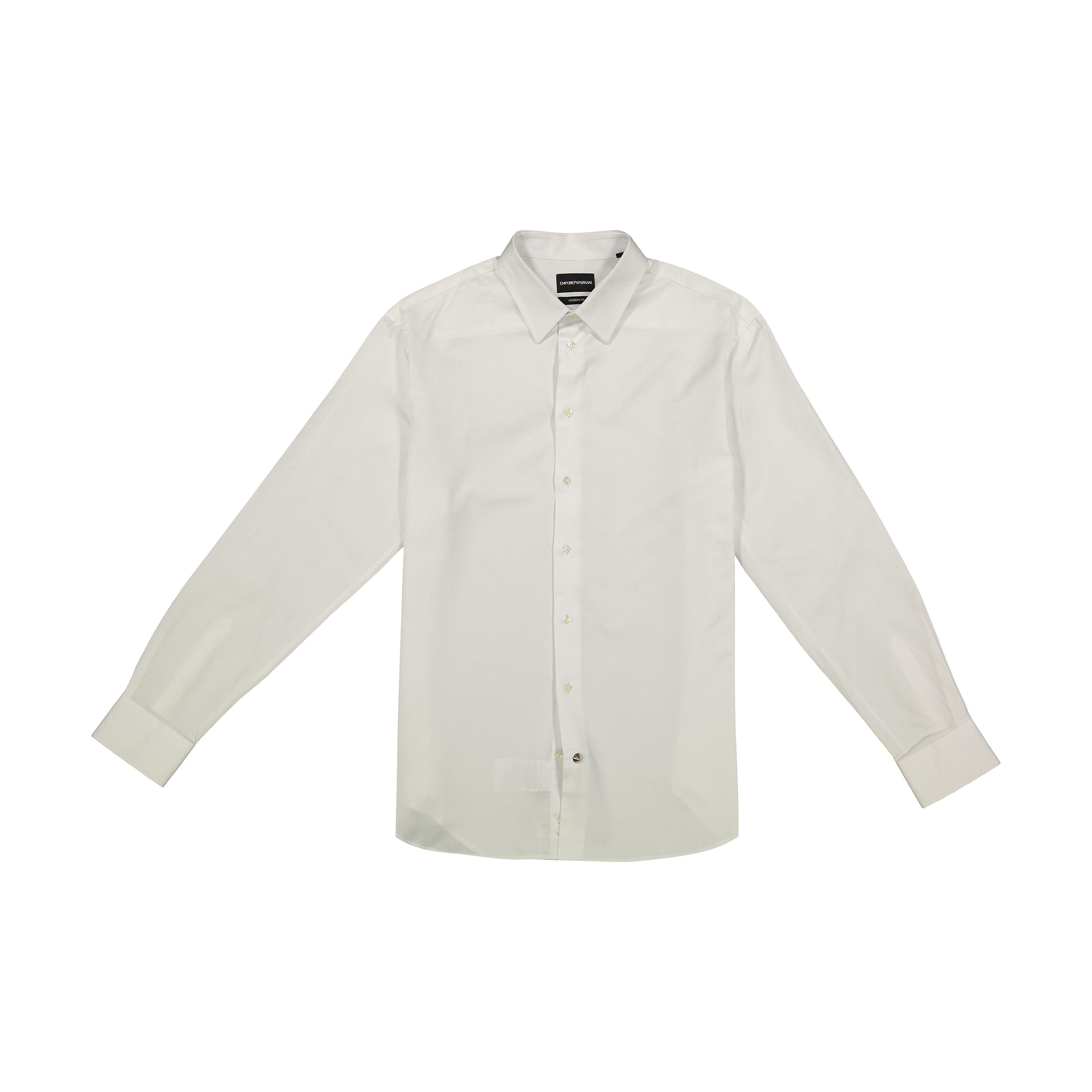 پیراهن آستین بلند مردانه امپریو آرمانی مدل 51CM5L51BC8-016