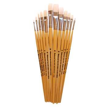 قلم مو تخت ره آورد سری 1379 کد EN451 مجموعه ۱۲ عددی