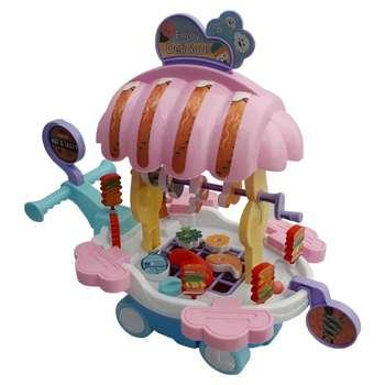 اسباب بازی آشپزخانه سیار مدل Enjoy Delicious کد 3285