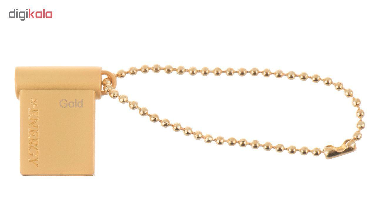 فلش مموری ایکس-انرژی مدل USB2.0 Gold ظرفیت 32 گیگابایت main 1 1