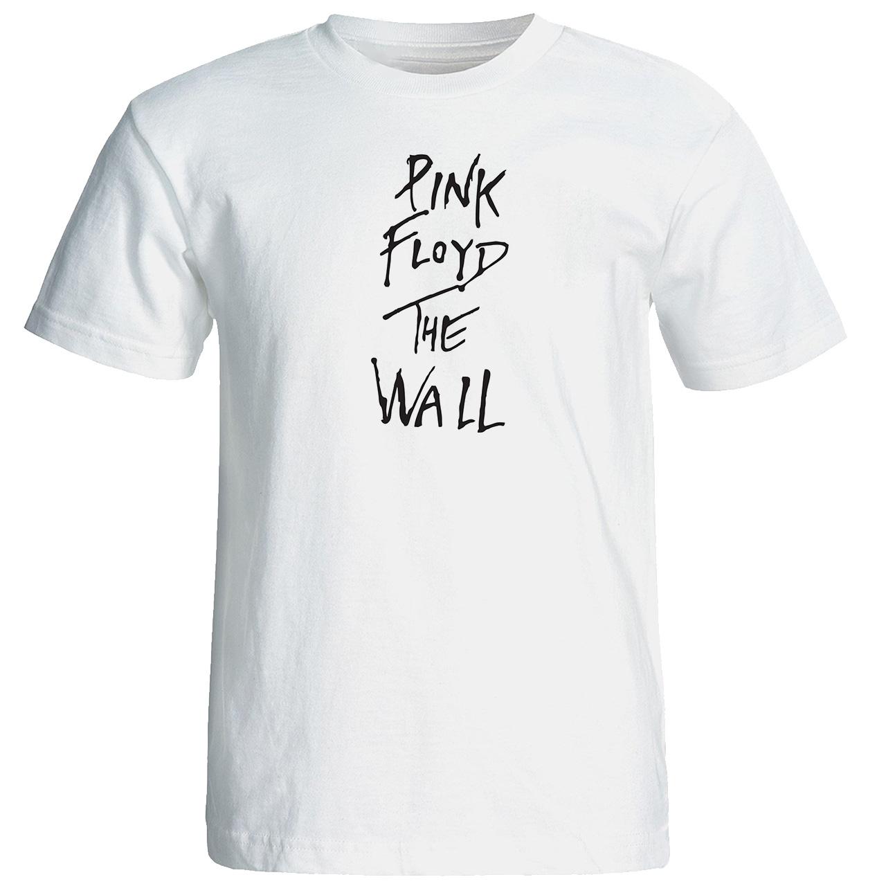 تی شرت  مردانه طرح PINK FLOYD کد 12851