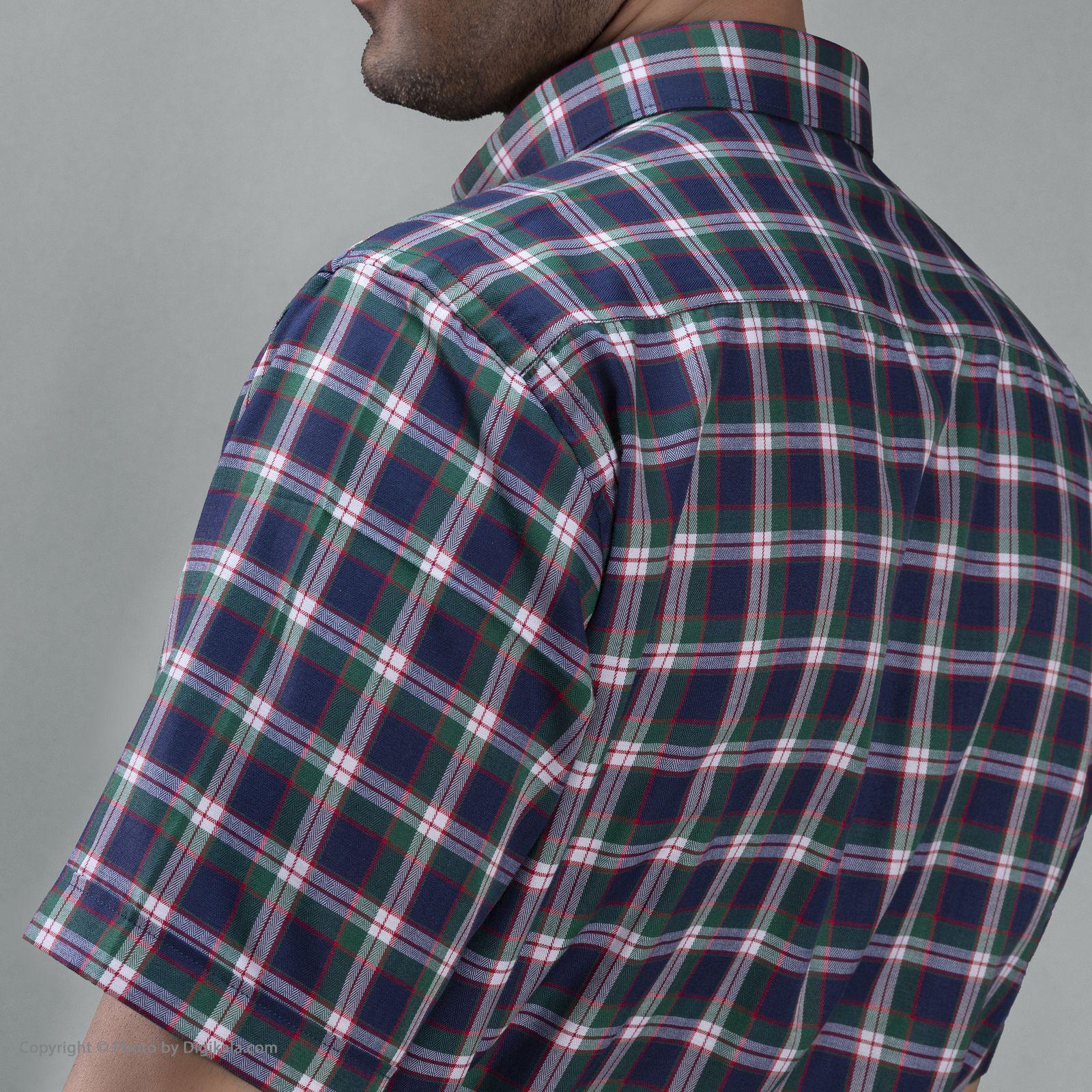 پیراهن مردانه زی مدل 1531228MC -  - 7