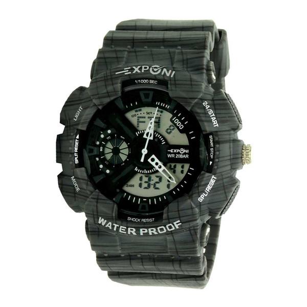 ساعت مچی عقربهای مردانه اکسپونی مدل 6599