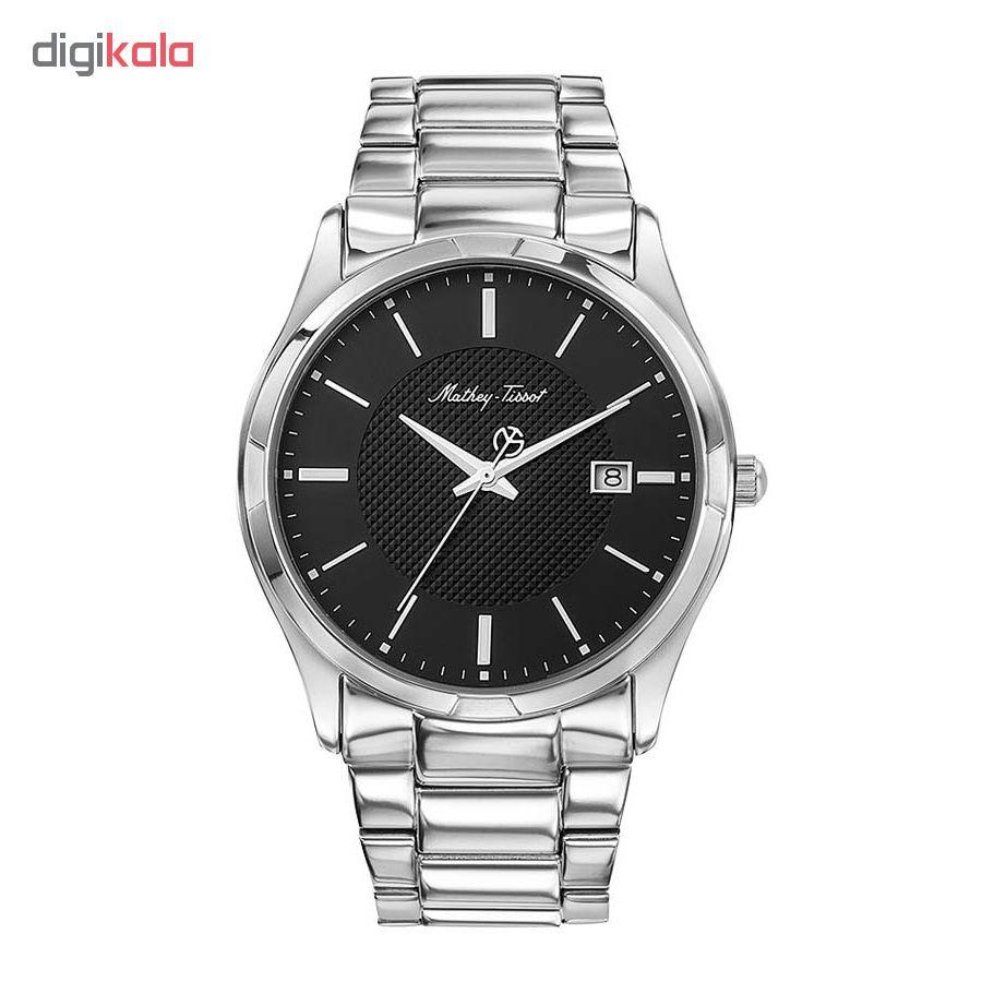 خرید ساعت مچی عقربه ای مردانه متی تیسوت مدل H2111AN