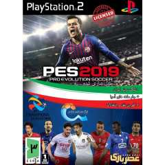 بازی PES 2019 بهمراه لیگ برتر مخصوص پلی استیشن ۲