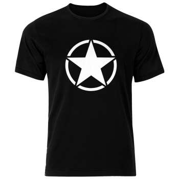 تی شرت طرح ستاره کد 001 |