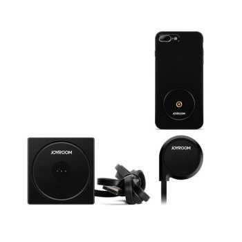 شارژر بی سیم جوی روم مدل JR-ZS141 به همراه کاور و پایه نگهدارنده مناسب برای گوشی اپل iPhone 6 Plus