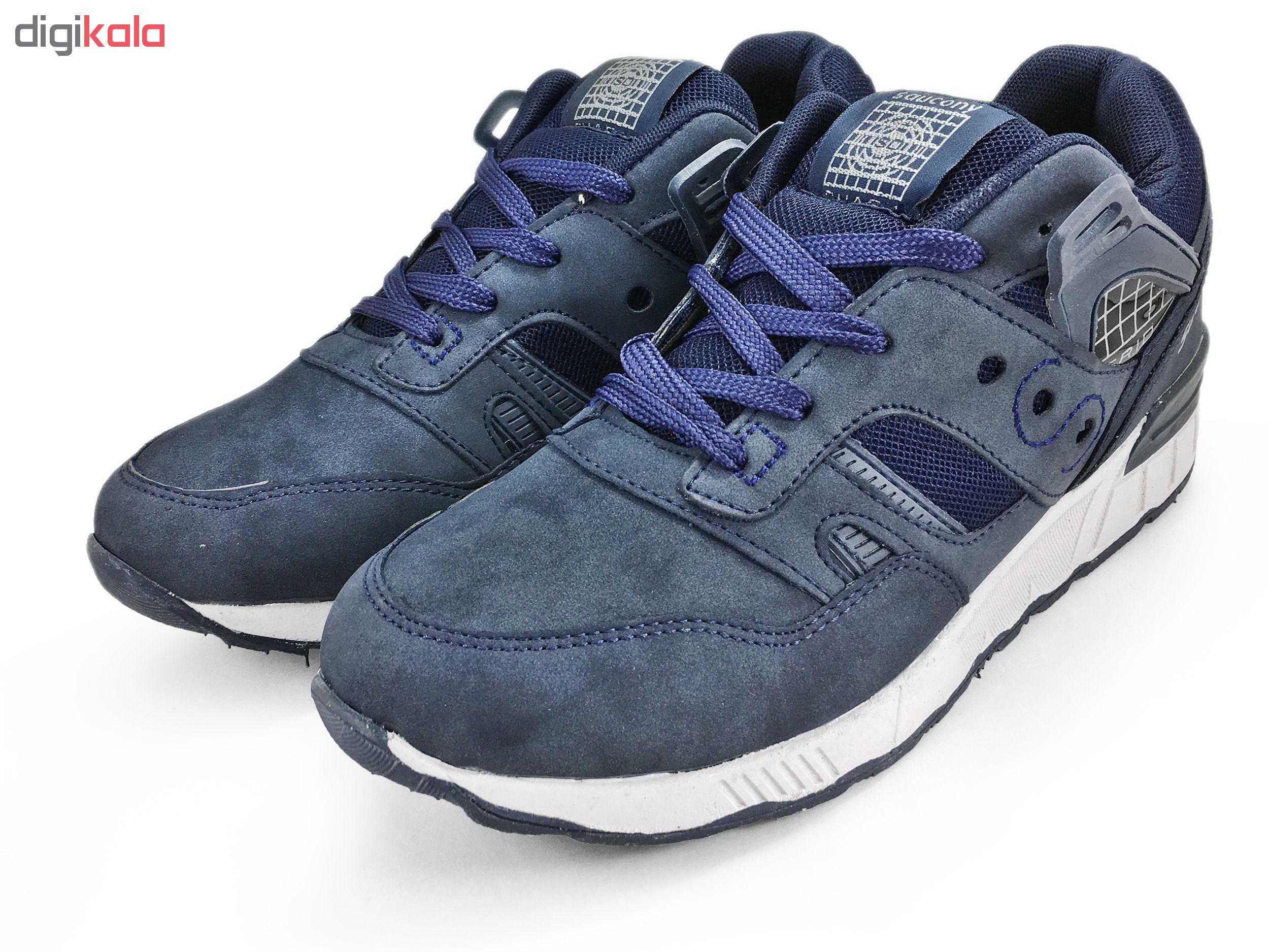 کفش مخصوص پیاده روی مردانه مدل سانی کد SJ125