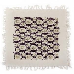 رومیزی چاپ دستی گالری گدار طرح گلستان