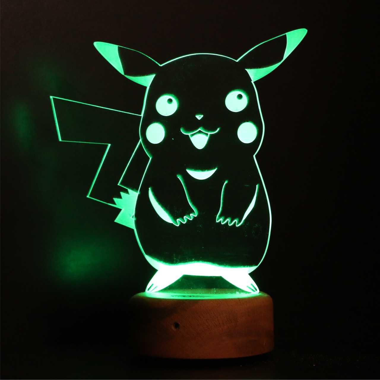 چراغ خواب ای پلاس دیزاین طرح دیجیمون
