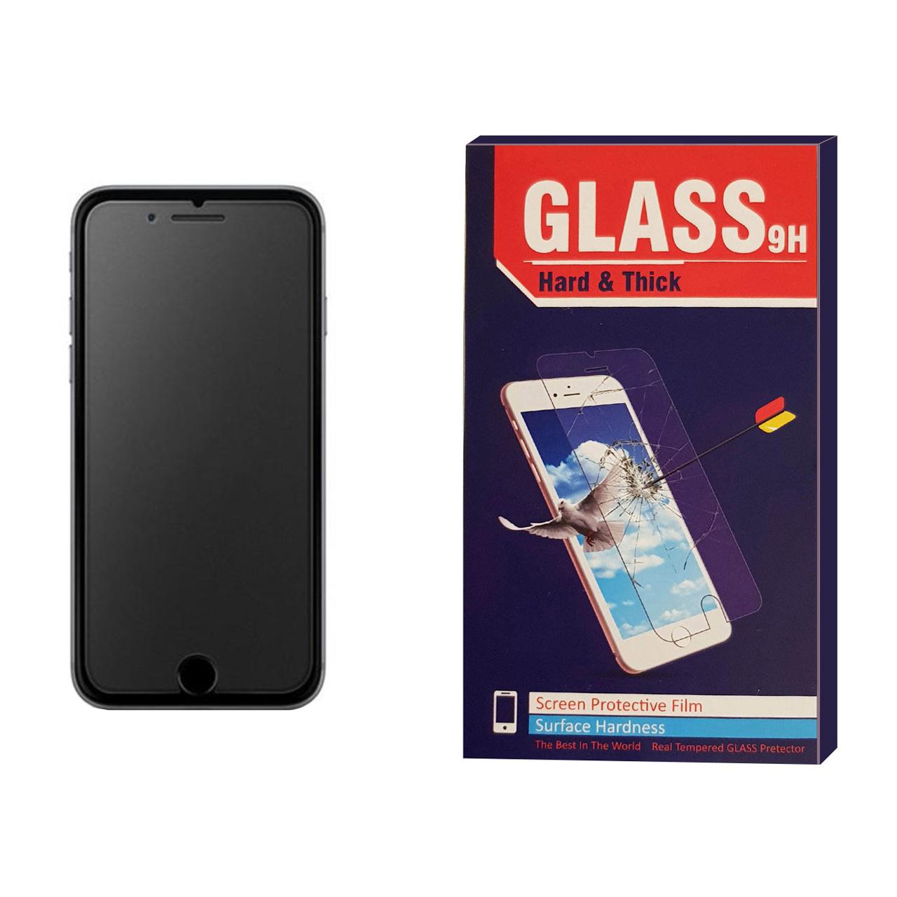 محافظ صفحه نمایش منعطف مات Hard and thick مدل F005 مناسب برای گوشی موبایل iPhone 7 PLUS / 8 PLUS